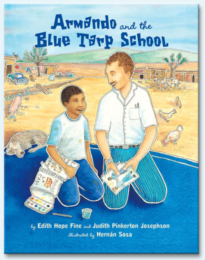 Armando-And-The-Blue-Tarp-School-Cover