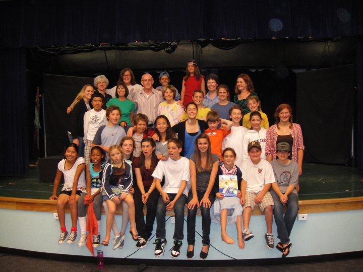 Armando and the Blue Tarp School - The Musical